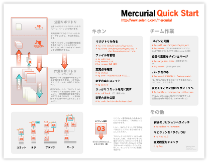 Mercurial Quick Start